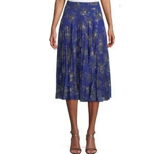 Camilla And Marc Stanwyck Peony Floral Midi Skirt